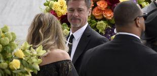 Post de Brad Pitt se liga a Ella Purnell, la versión adolescente de Angelina Jolie en 'Maléfica'