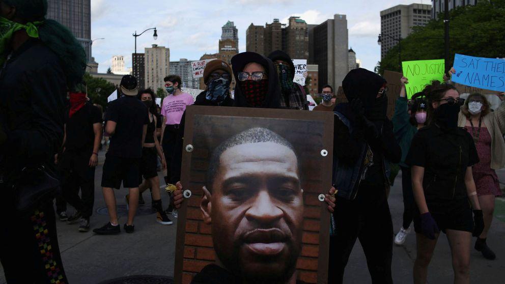 Muere un joven durante los disturbios en Detroit por los sucesos de Mineápolis
