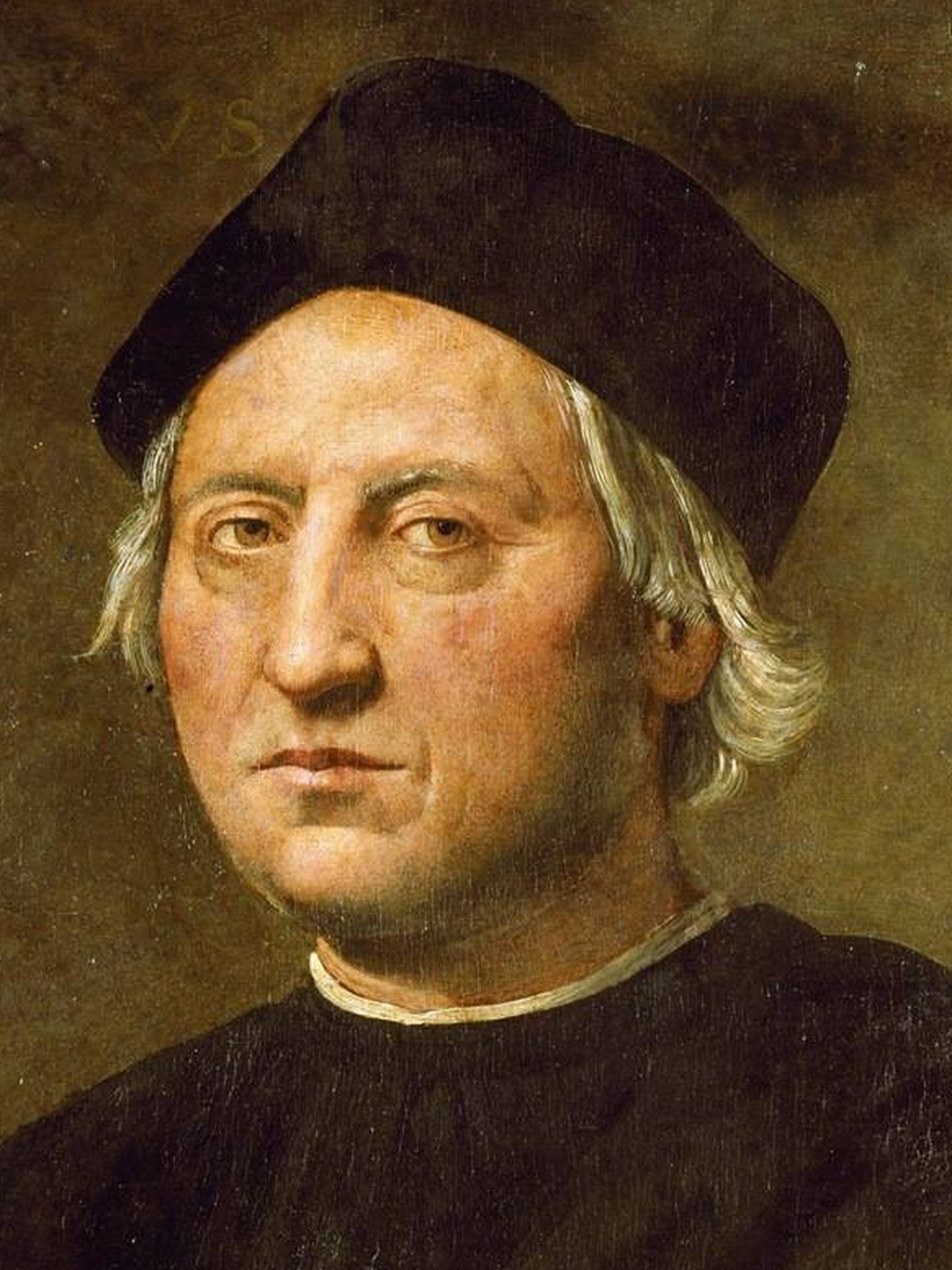 Cristóbal Colón (Ridolfo Ghirlandaio)