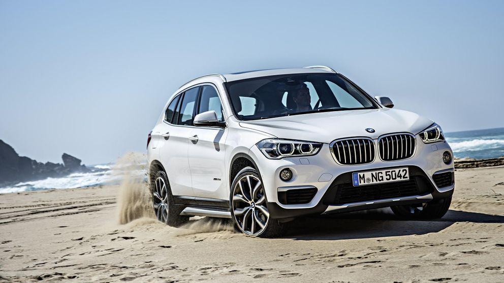 Nuevo BMW X1, un cambio radical