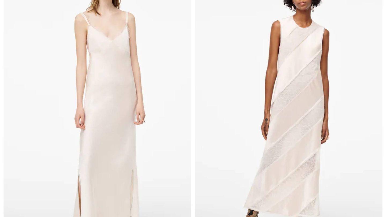 Nuevos vestidos de Zara. (Cortesía)