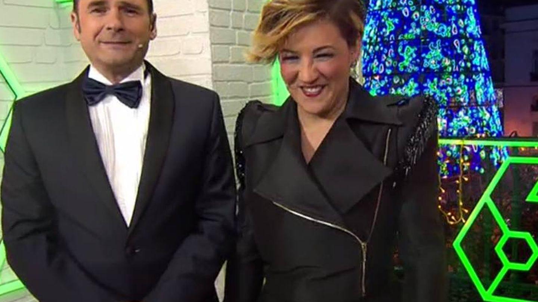 Cristina Pardo e Iñaki López. (Vanitatis)