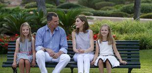 Post de El palacio de Marivent: viento, mar y… familia (aunque no toda)