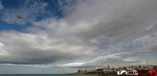 Post de Recuperan el cadáver de un hombre que flotaba en la Playa de Riazor de A Coruña