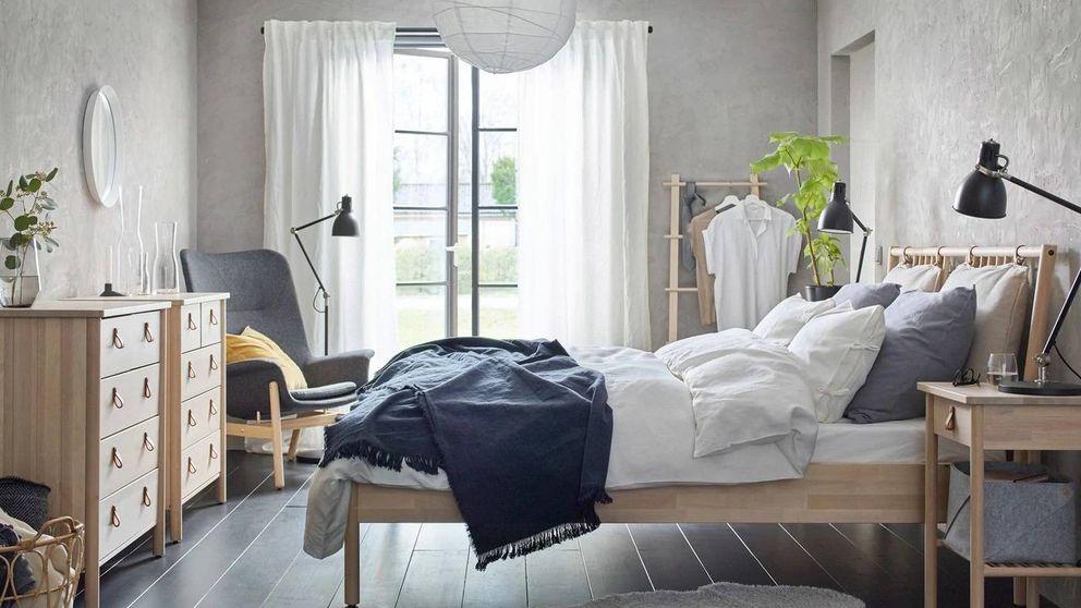 ¿Dormitorio pequeño? Ikea y Leroy Merlin tienen las soluciones que necesitas