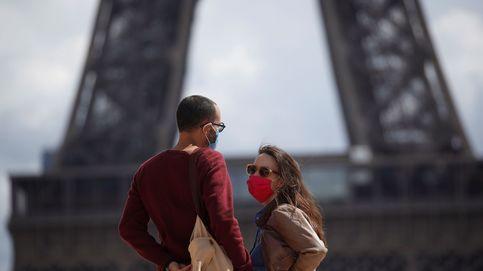 El toque de queda en Francia evita un confinamiento de 5.000 millones de euros