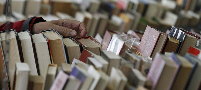 Foto: Un hospital literario para  enfermedades contagiosas