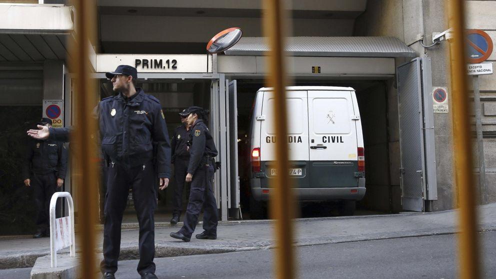 Púnica fabricó hasta 50 noticias a la semana para Bankia y Telefónica