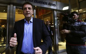 El peronista que vence a Kirchner
