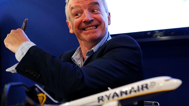 Ryanair prepara medidas legales contra Reino Unido por el sistema de semáforos