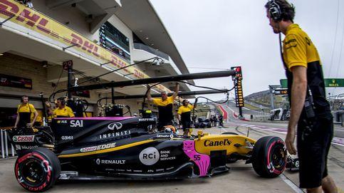 Las mejores imágenes del Gran Premio de Estados Unidos de Fórmula 1
