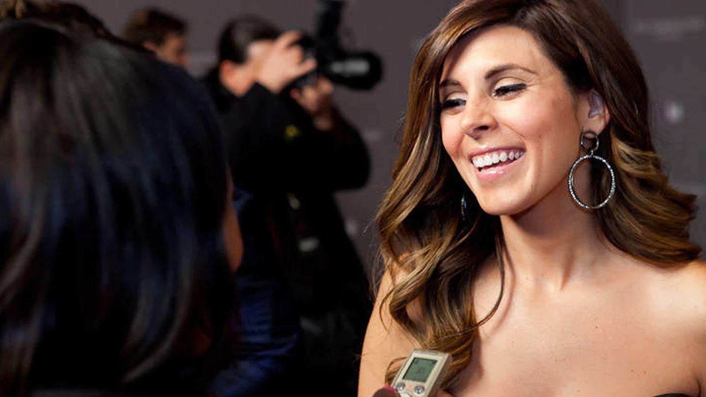 La actriz estadounidense Jamie-Lynn Sigler durante una presentación | Cosmopolitan