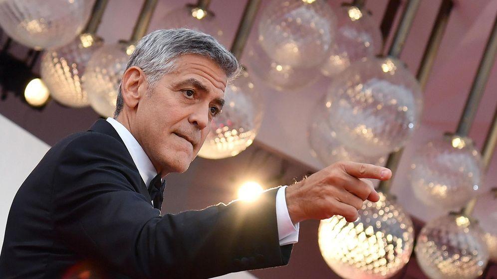 Foto: George Clooney. (EFE)