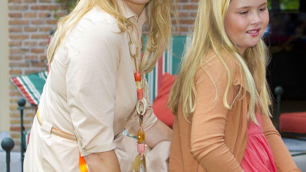 Condena en Holanda por publicar fotos de la hija de Máxima