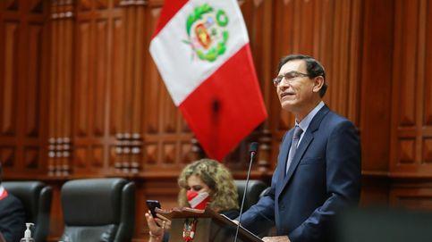 El Congreso de Perú destituye al presidente Martín Vizcarra, acusado de corrupción