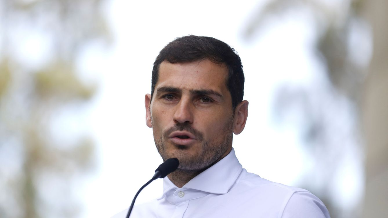Iker Casillas, registrado en Portugal en una macrooperación contra el fraude fiscal