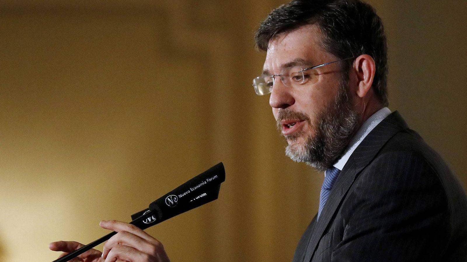 Foto: Alberto Nadal, durante su etapa de secretario de Estado de Presupuestos. (EFE)