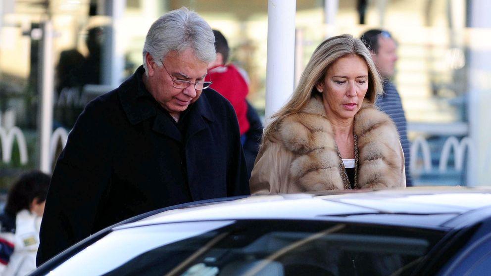 Felipe González y su mujer, cita romántica en el restaurante de 'los VIP'