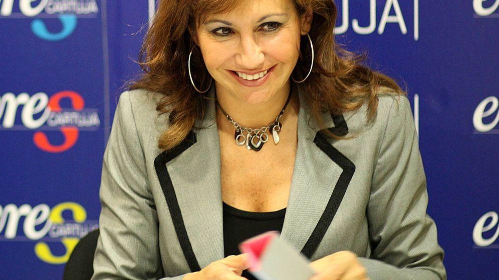 Foto: Arantxa Manzanares, presidenta de Ayesa AT. (F. Ruso)
