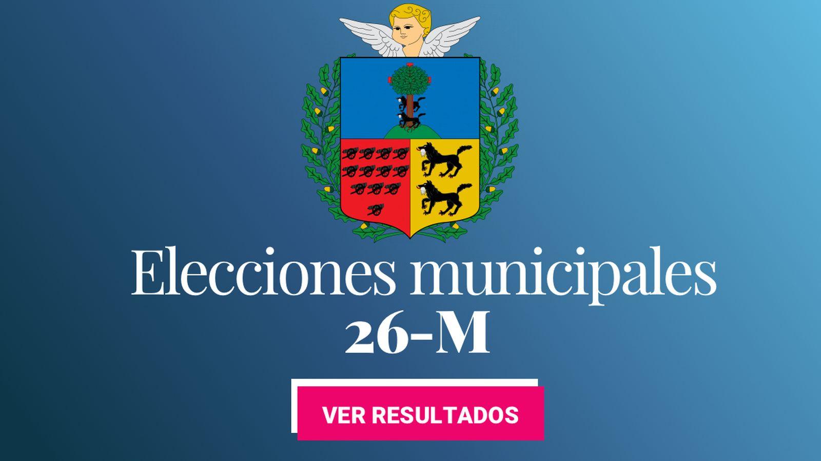 Foto: Elecciones municipales 2019 en Barakaldo. (C.C./EC)