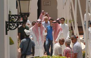 Las casas reales árabes se enamoran de Marbella