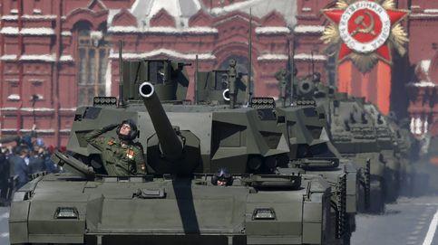 Blindajes reactivos y camuflaje infrarrojo: así será el tanque del futuro