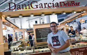 Dani García: tapas gourmet antes de volar desde Málaga