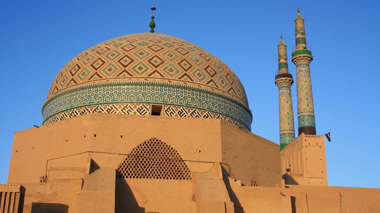 Mezquita Jame (Yazd).