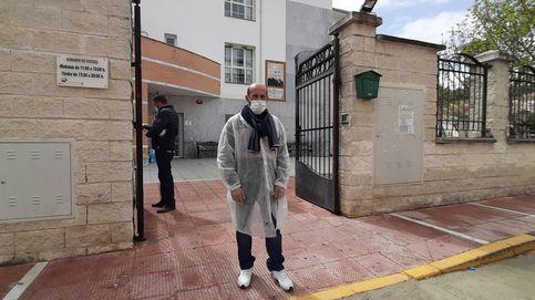 Detenidos nueve jóvenes en La Línea por apedrear a ancianos con Covid-19