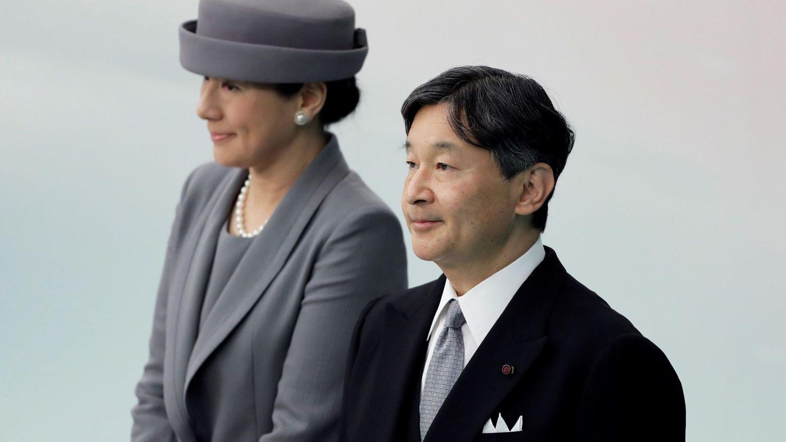 Foto: Naruhito y Masako de Japón, en una imagen reciente. (EFE)