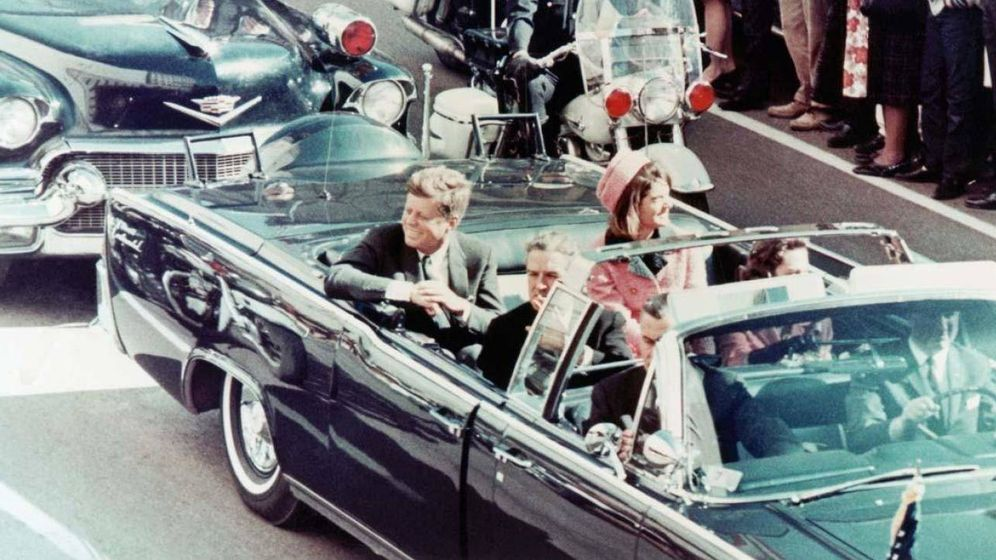 Foto: Kennedy recibió tres disparos en un descapotable en Dallas. (Corbis)