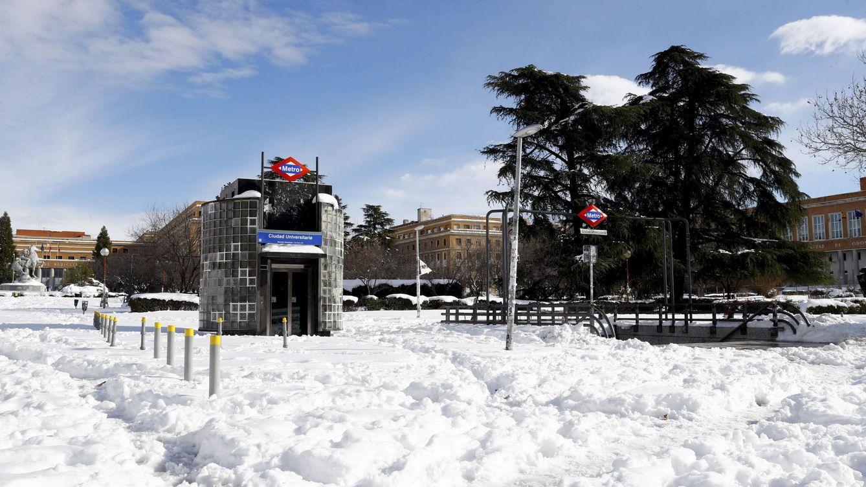 Los temporales de frío y nieve serán más comunes en el sur de Europa