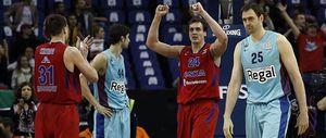 El arreón final de Navarro no evita el triunfo del CSKA en el partido de consolación