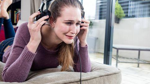 La importancia de tu personalidad cuando lloras escuchando música