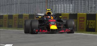 Post de Igualdad entre Red Bull y Mercedes. Verstappen marcó el mejor tiempo