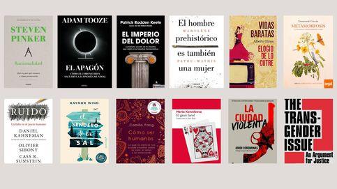 Doce libros de no ficción imprescindibles para este otoño