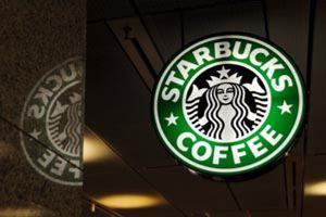 Starbucks casi cuadruplica su beneficio en su primer trimestre fiscal