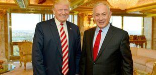 Post de Trump pide a Israel que no construya nuevos asentamientos