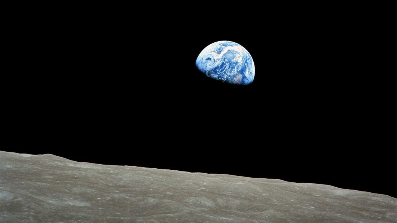 La Tierra desde la Luna (NASA)