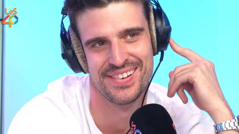 Foto: Uri Sàbat en 'Radiotubers'