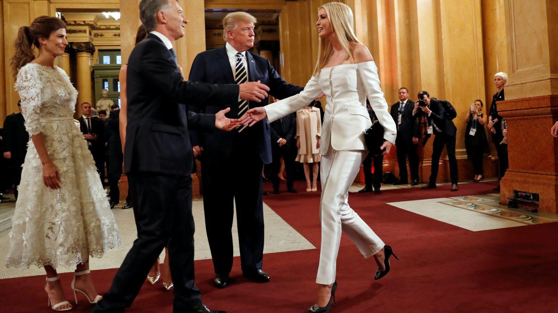 Ivanka Trump. (Reuters)