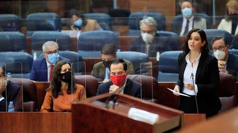 PP y Vox celebran la decisión del TSJM mientras Gabilondo llama a la movilización