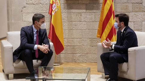 Sánchez apuesta por un diálogo sin plazos pese a su posición muy alejada con Aragonés