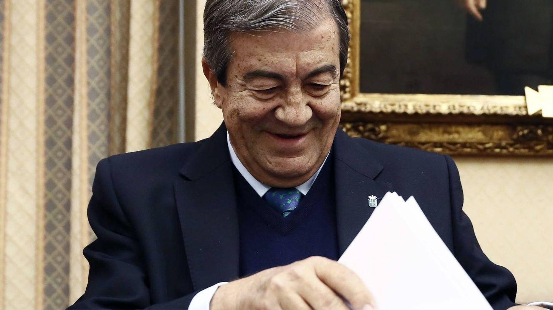 El ex secretario general del PP Álvarez Cascos. (EFE)
