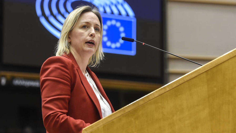Jytte Guteland, una de las eurodiputadas impulsoras de la medida. (Parlamento Europeo)