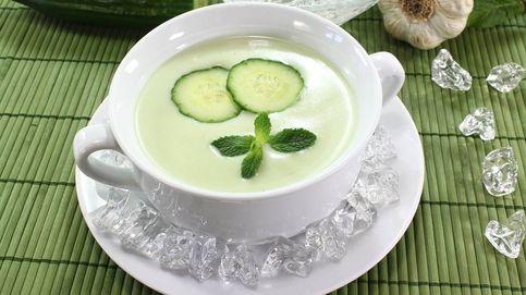 La sopa de alficoz fría para que te olvides del calor
