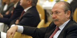 Foto: Del Rivero es destituido como presidente de Sacyr tras ser traicionado por su socio Manrique