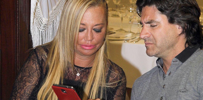 Foto: Belén Esteban y Toño Sanchís en una imagen de archivo (Gtres)