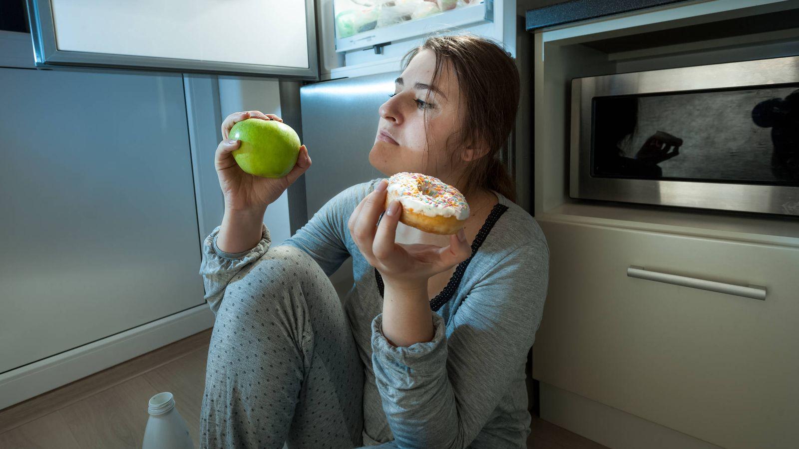 Nutrici N Comer Por La Noche Engorda Salvo Si Sigues Estos  ~ Adelgazar Comiendo De Todo Pero Poco