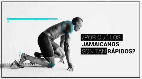 ¿Por qué los jamaicanos son tan rápidos?